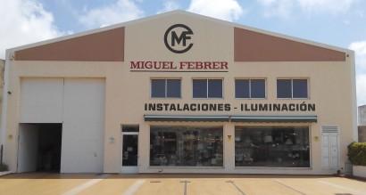 Material Iluminación Menorca