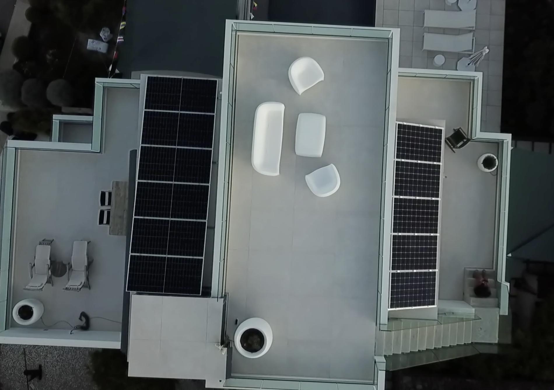 Instalación placas solares Menorca